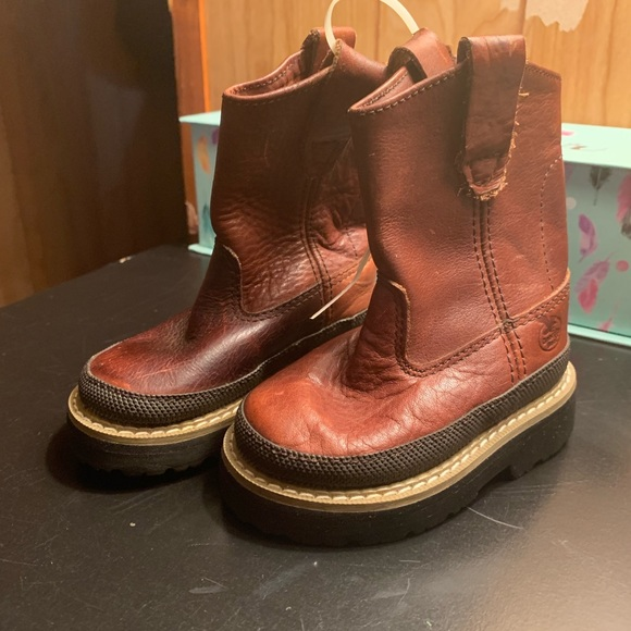 6c381ded469 Little kids Unisex Georgia Boots
